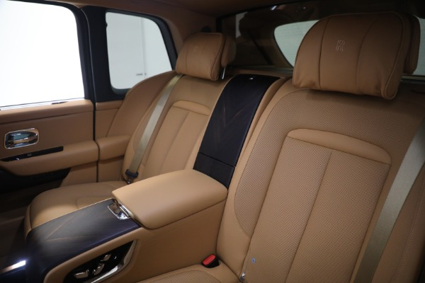 Used 2020 Rolls-Royce Cullinan for sale Call for price at Bugatti of Greenwich in Greenwich CT 06830 18