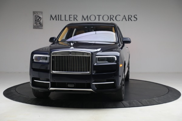 Used 2020 Rolls-Royce Cullinan for sale Call for price at Bugatti of Greenwich in Greenwich CT 06830 2