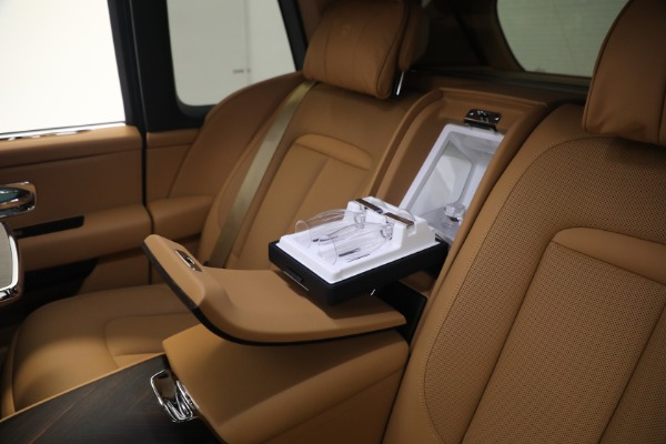Used 2020 Rolls-Royce Cullinan for sale Call for price at Bugatti of Greenwich in Greenwich CT 06830 21