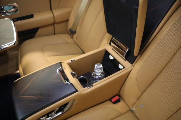 Used 2020 Rolls-Royce Cullinan for sale Call for price at Bugatti of Greenwich in Greenwich CT 06830 22