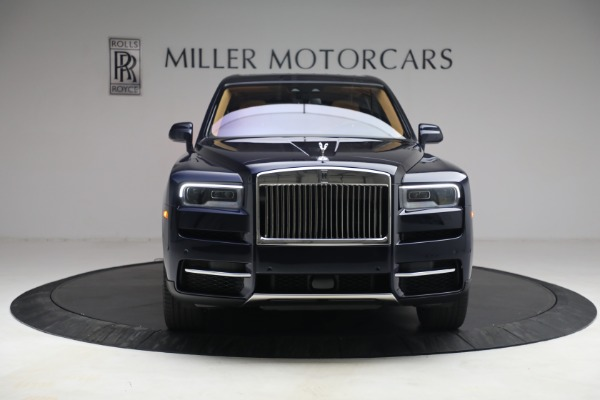 Used 2020 Rolls-Royce Cullinan for sale Call for price at Bugatti of Greenwich in Greenwich CT 06830 3