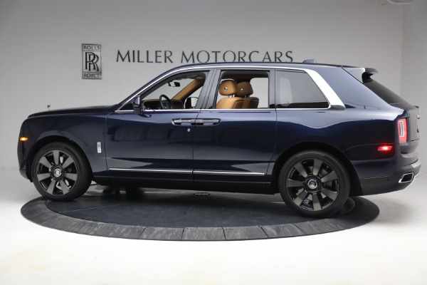 Used 2020 Rolls-Royce Cullinan for sale Call for price at Bugatti of Greenwich in Greenwich CT 06830 5