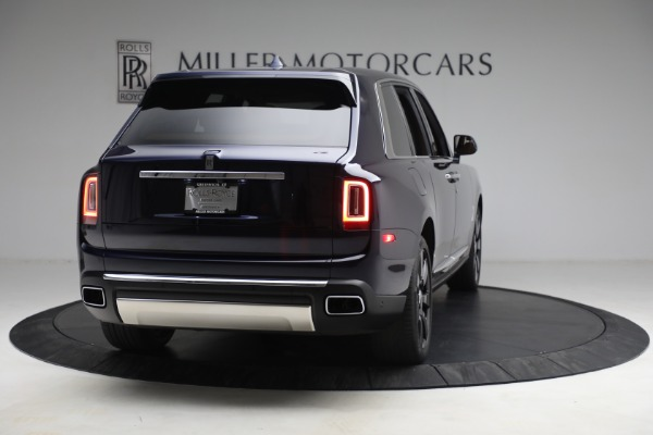 Used 2020 Rolls-Royce Cullinan for sale Call for price at Bugatti of Greenwich in Greenwich CT 06830 8