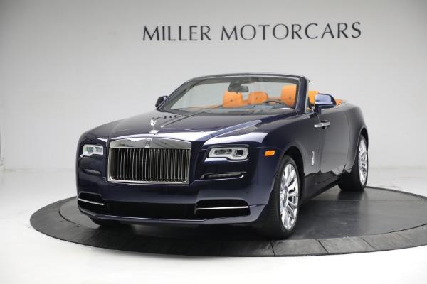New 2020 Rolls-Royce Dawn for sale $386,450 at Bugatti of Greenwich in Greenwich CT 06830 3