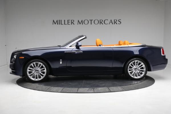 New 2020 Rolls-Royce Dawn for sale $386,450 at Bugatti of Greenwich in Greenwich CT 06830 4