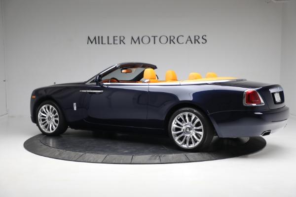 New 2020 Rolls-Royce Dawn for sale $386,450 at Bugatti of Greenwich in Greenwich CT 06830 5