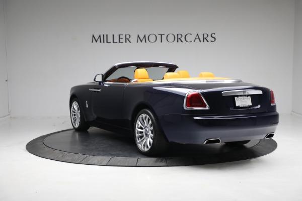 New 2020 Rolls-Royce Dawn for sale $386,450 at Bugatti of Greenwich in Greenwich CT 06830 6
