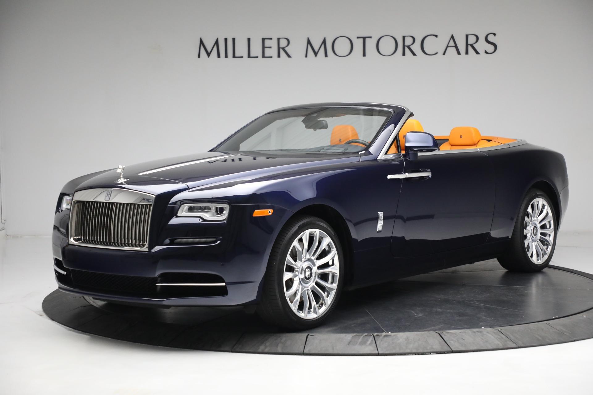 New 2020 Rolls-Royce Dawn for sale $386,450 at Bugatti of Greenwich in Greenwich CT 06830 1