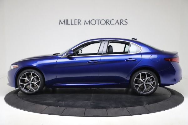 New 2020 Alfa Romeo Giulia Ti Q4 for sale $49,245 at Bugatti of Greenwich in Greenwich CT 06830 3