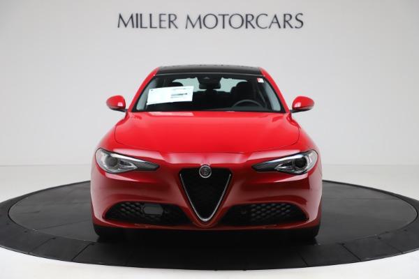 New 2020 Alfa Romeo Giulia Ti Q4 for sale $47,745 at Bugatti of Greenwich in Greenwich CT 06830 11