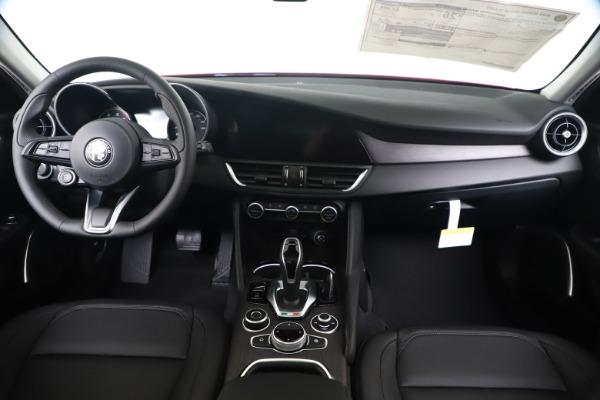 New 2020 Alfa Romeo Giulia Ti Q4 for sale $47,745 at Bugatti of Greenwich in Greenwich CT 06830 15