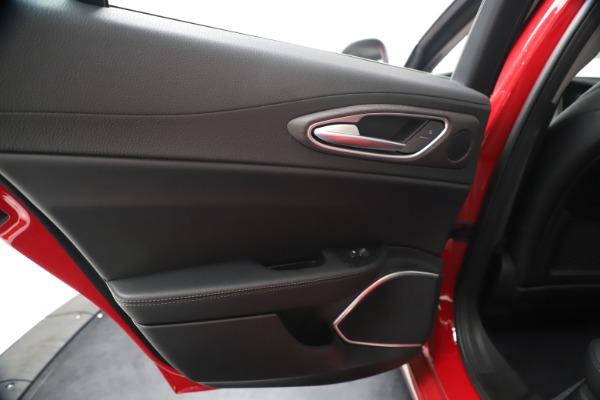 New 2020 Alfa Romeo Giulia Ti Q4 for sale $47,745 at Bugatti of Greenwich in Greenwich CT 06830 20