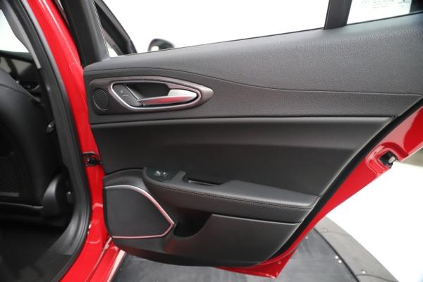 New 2020 Alfa Romeo Giulia Ti Q4 for sale $47,745 at Bugatti of Greenwich in Greenwich CT 06830 28