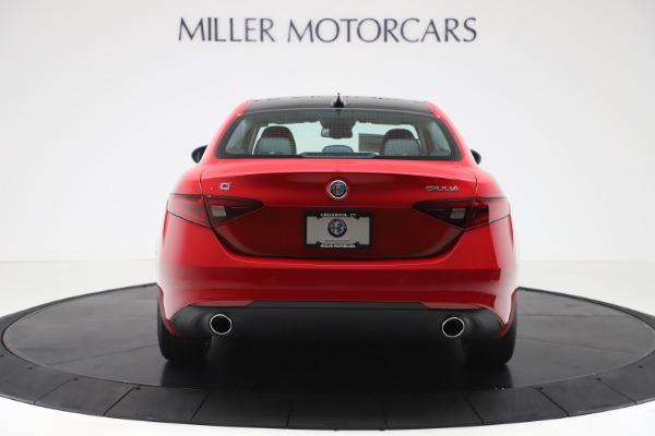 New 2020 Alfa Romeo Giulia Ti Q4 for sale $47,745 at Bugatti of Greenwich in Greenwich CT 06830 6