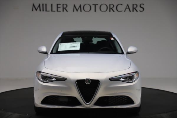 New 2020 Alfa Romeo Giulia Ti Q4 for sale $52,345 at Bugatti of Greenwich in Greenwich CT 06830 12