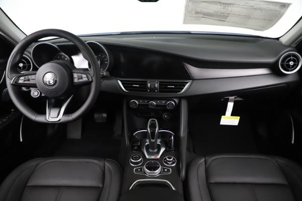 New 2020 Alfa Romeo Giulia Ti Q4 for sale $52,345 at Bugatti of Greenwich in Greenwich CT 06830 16