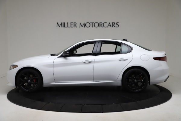 New 2020 Alfa Romeo Giulia Sport Q4 for sale $49,145 at Bugatti of Greenwich in Greenwich CT 06830 3