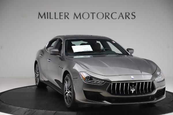 New 2020 Maserati Ghibli S Q4 for sale $82,385 at Bugatti of Greenwich in Greenwich CT 06830 11