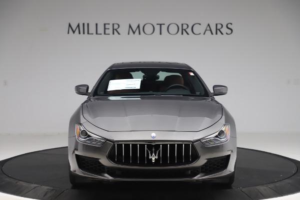 New 2020 Maserati Ghibli S Q4 for sale $82,385 at Bugatti of Greenwich in Greenwich CT 06830 12