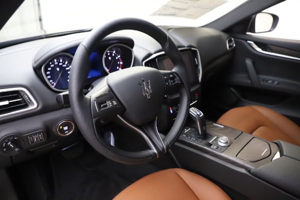 New 2020 Maserati Ghibli S Q4 for sale $82,385 at Bugatti of Greenwich in Greenwich CT 06830 13