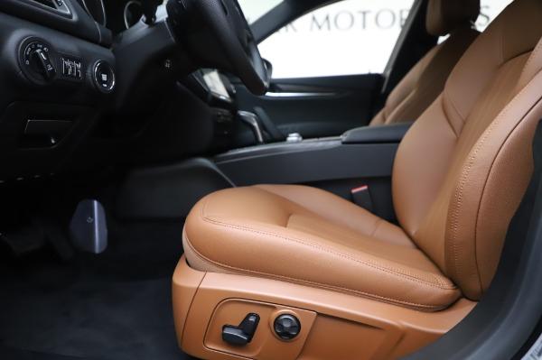 New 2020 Maserati Ghibli S Q4 for sale $82,385 at Bugatti of Greenwich in Greenwich CT 06830 14