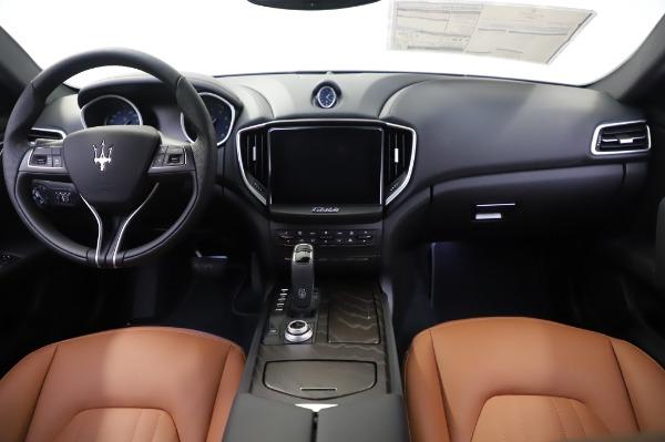 New 2020 Maserati Ghibli S Q4 for sale $82,385 at Bugatti of Greenwich in Greenwich CT 06830 16
