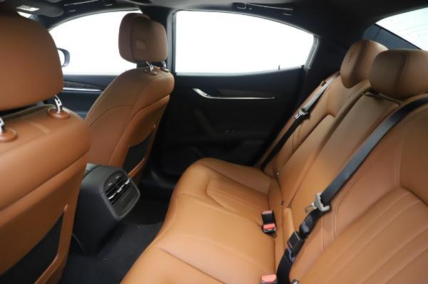 New 2020 Maserati Ghibli S Q4 for sale $82,385 at Bugatti of Greenwich in Greenwich CT 06830 19