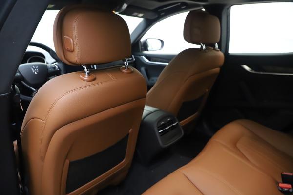 New 2020 Maserati Ghibli S Q4 for sale $82,385 at Bugatti of Greenwich in Greenwich CT 06830 20