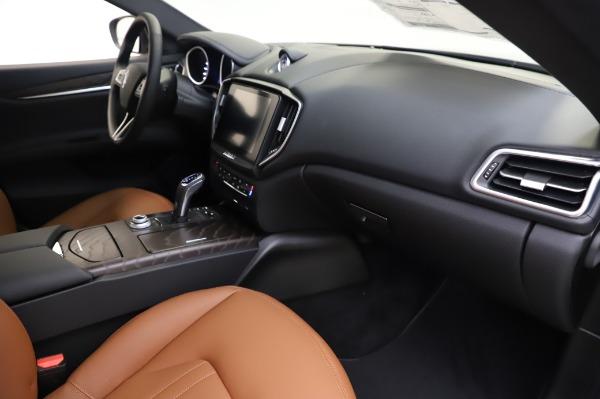 New 2020 Maserati Ghibli S Q4 for sale $82,385 at Bugatti of Greenwich in Greenwich CT 06830 22