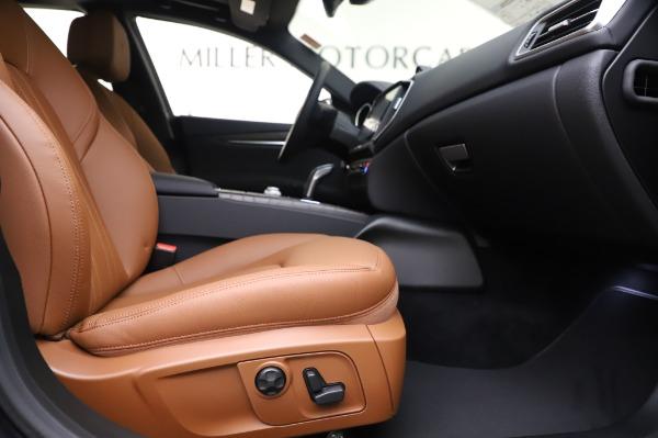 New 2020 Maserati Ghibli S Q4 for sale $82,385 at Bugatti of Greenwich in Greenwich CT 06830 23