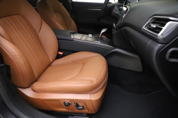 New 2020 Maserati Ghibli S Q4 for sale $82,385 at Bugatti of Greenwich in Greenwich CT 06830 24