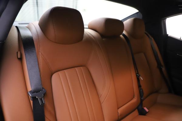 New 2020 Maserati Ghibli S Q4 for sale $82,385 at Bugatti of Greenwich in Greenwich CT 06830 26