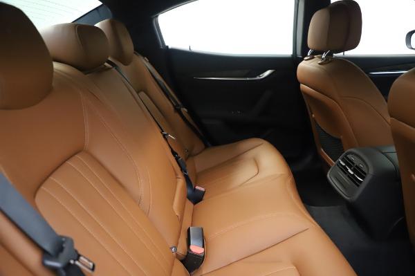 New 2020 Maserati Ghibli S Q4 for sale $82,385 at Bugatti of Greenwich in Greenwich CT 06830 27
