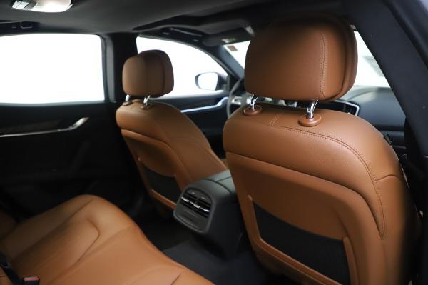 New 2020 Maserati Ghibli S Q4 for sale $82,385 at Bugatti of Greenwich in Greenwich CT 06830 28