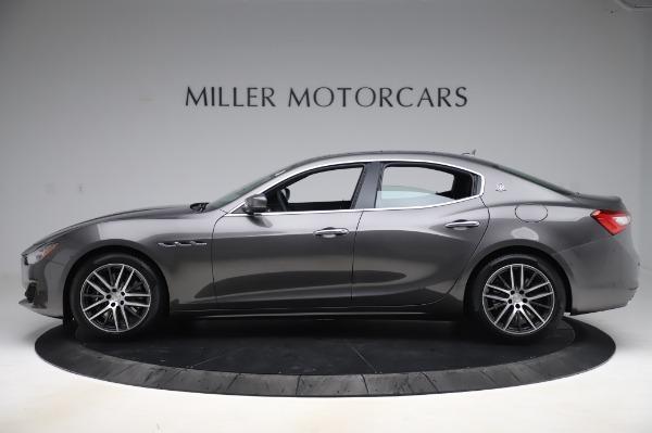New 2020 Maserati Ghibli S Q4 for sale $82,385 at Bugatti of Greenwich in Greenwich CT 06830 3