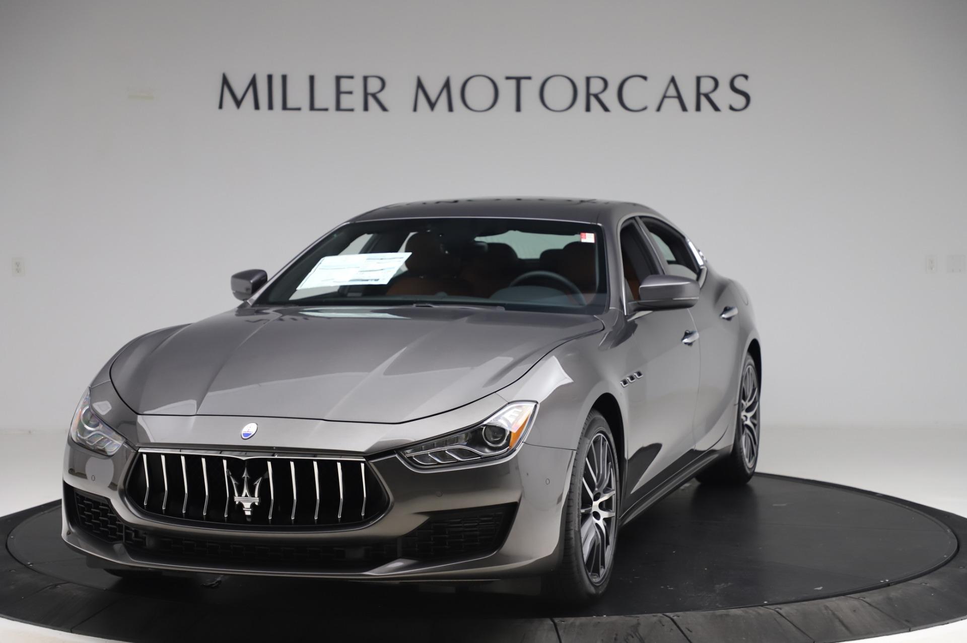 New 2020 Maserati Ghibli S Q4 for sale $82,385 at Bugatti of Greenwich in Greenwich CT 06830 1
