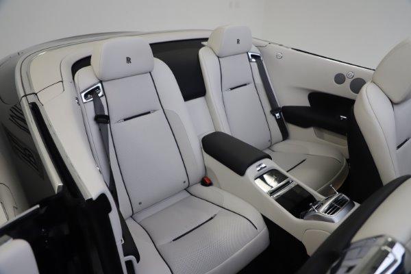 Used 2017 Rolls-Royce Dawn for sale $255,900 at Bugatti of Greenwich in Greenwich CT 06830 21