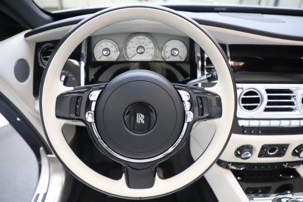 Used 2017 Rolls-Royce Dawn for sale $255,900 at Bugatti of Greenwich in Greenwich CT 06830 22