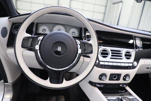 Used 2017 Rolls-Royce Dawn for sale $255,900 at Bugatti of Greenwich in Greenwich CT 06830 23