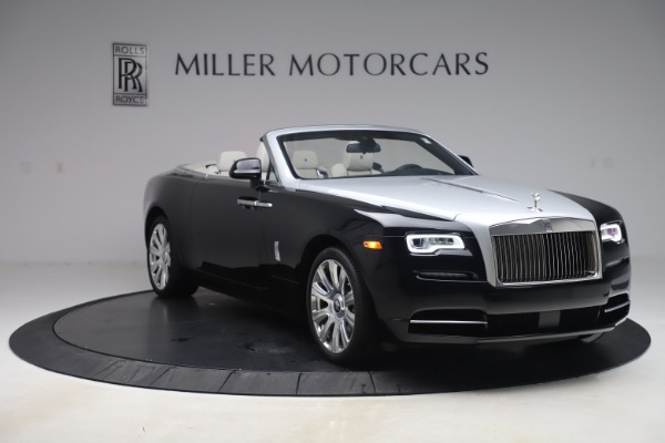 Used 2017 Rolls-Royce Dawn for sale $255,900 at Bugatti of Greenwich in Greenwich CT 06830 8