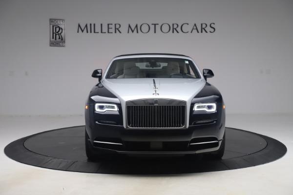 Used 2017 Rolls-Royce Dawn for sale $255,900 at Bugatti of Greenwich in Greenwich CT 06830 9