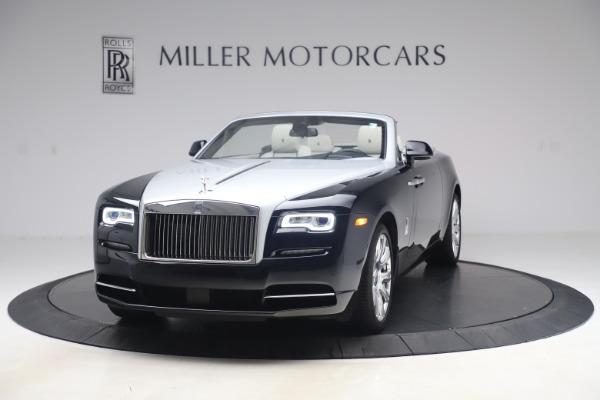 Used 2017 Rolls-Royce Dawn for sale $255,900 at Bugatti of Greenwich in Greenwich CT 06830 1
