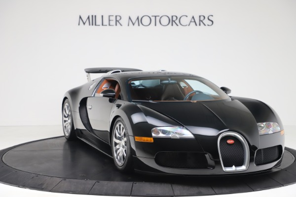 Used 2008 Bugatti Veyron 16.4 for sale Call for price at Bugatti of Greenwich in Greenwich CT 06830 11