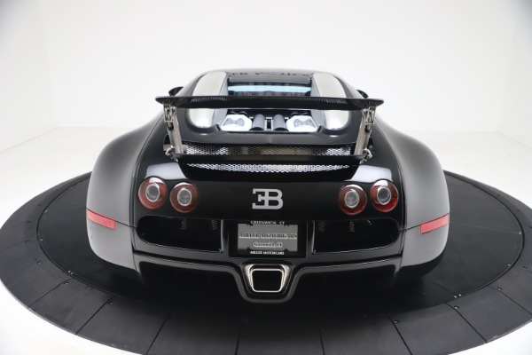 Used 2008 Bugatti Veyron 16.4 for sale Call for price at Bugatti of Greenwich in Greenwich CT 06830 28