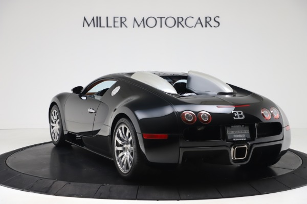 Used 2008 Bugatti Veyron 16.4 for sale Call for price at Bugatti of Greenwich in Greenwich CT 06830 5