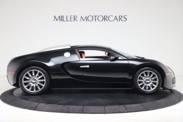 Used 2008 Bugatti Veyron 16.4 for sale Call for price at Bugatti of Greenwich in Greenwich CT 06830 9