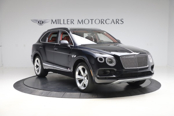 Used 2017 Bentley Bentayga W12 for sale $145,900 at Bugatti of Greenwich in Greenwich CT 06830 11