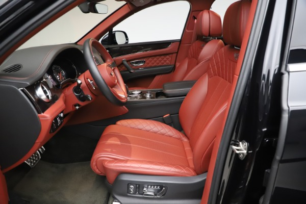 Used 2017 Bentley Bentayga W12 for sale $145,900 at Bugatti of Greenwich in Greenwich CT 06830 18