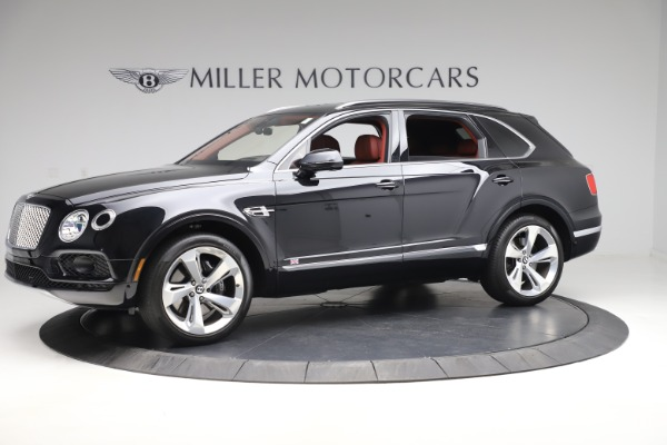 Used 2017 Bentley Bentayga W12 for sale $145,900 at Bugatti of Greenwich in Greenwich CT 06830 2