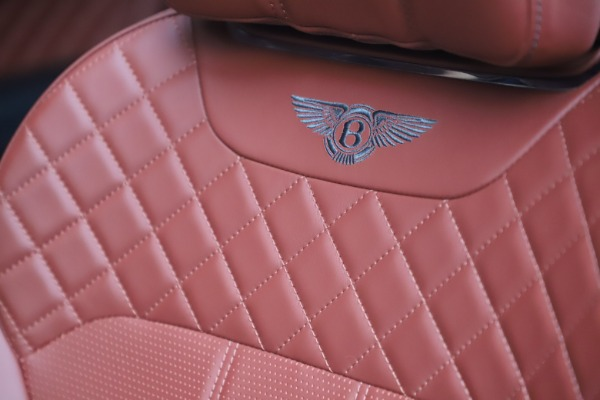 Used 2017 Bentley Bentayga W12 for sale $145,900 at Bugatti of Greenwich in Greenwich CT 06830 20